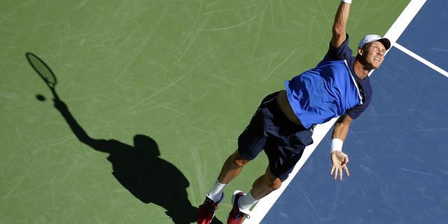 Berdych verder op US Open, Kvitova naar huis