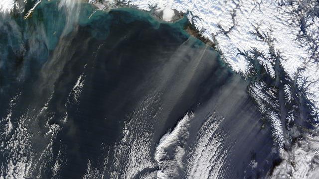Aardbeving treft deel Alaska
