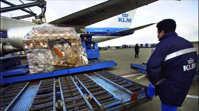 'Krimp vrachtvloot KLM is treurig verhaal'