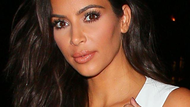 Kim Kardashian ontsnapt opnieuw aan aanval journalist