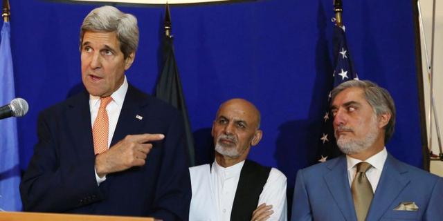 Nieuwe tegenslag voor Afghaanse verkiezingsuitslag