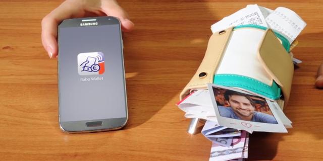 Rabobank lanceert binnenkort app voor contactloos betalen