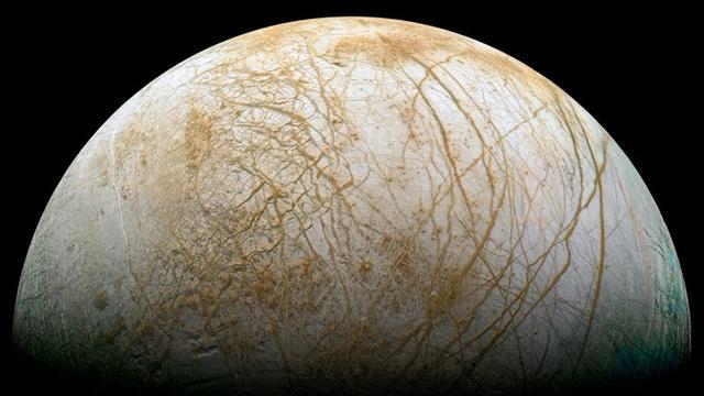 NASA selecteert instrumenten voor ruimtemissie naar Jupiter-maan