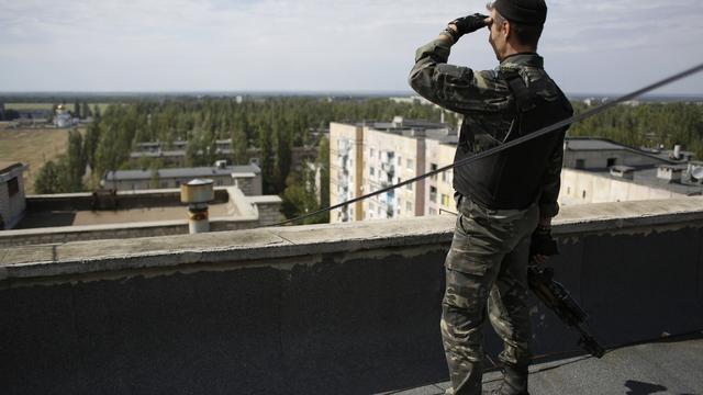 Rusland ontkent bestaan van twee soldaten in Kiev