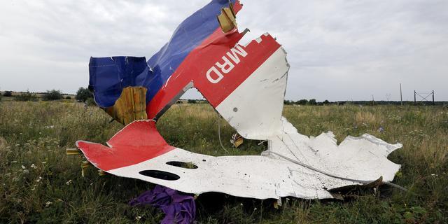 'Blauwhelmen op rampplek MH17 niet aan orde'