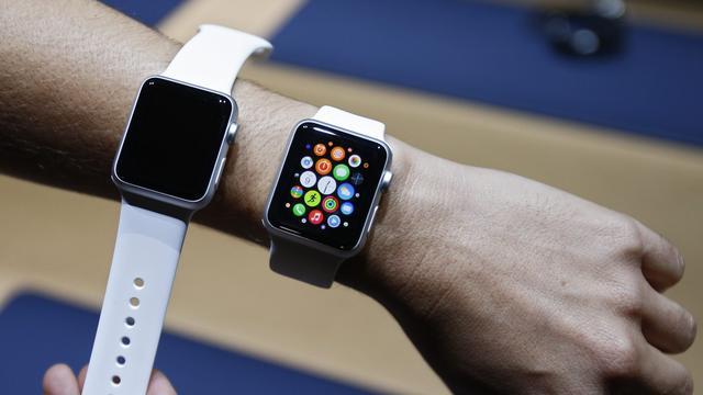 Apple Watch wordt vanaf april geleverd