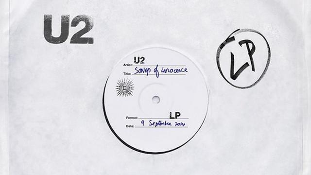Cd-recensie: U2 - Songs Of Innocence