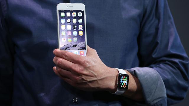iOS 8 blijft fors achter bij populariteit iOS 7 en 6