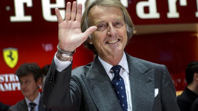 'Oud-topman Ferrari naar Alitalia'