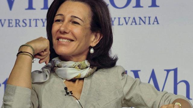 Ana Botín krijgt leiding over Banco Santander