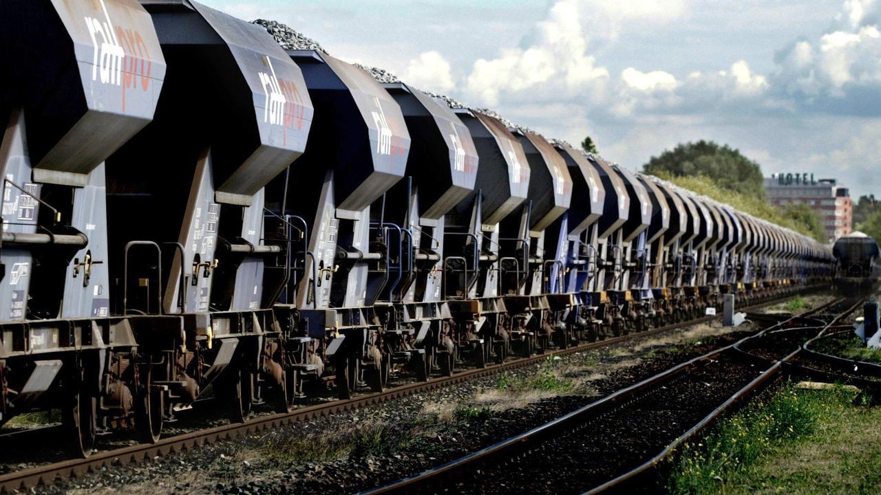 Steeds meer internationaal goederenvervoer per spoor in Nederland