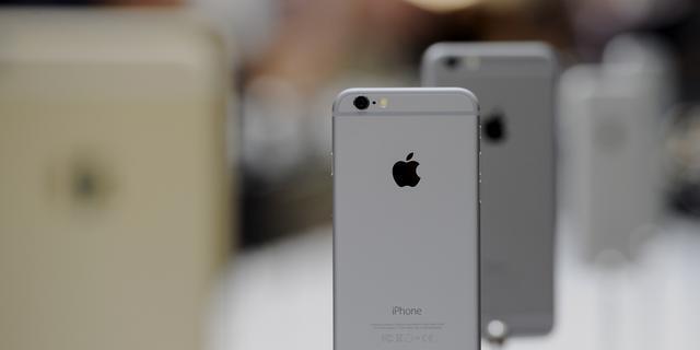 Apple blijft 16 GB-iPhone maken ondanks kritiek