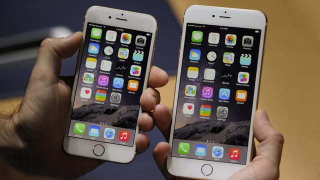 Apple start reparatieprogramma voor 'aanraakziekte' iPhone 6 Plus