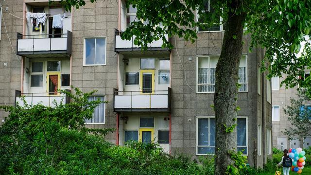 Linkse partijen willen aantal sociale huurwoningen wettelijk regelen