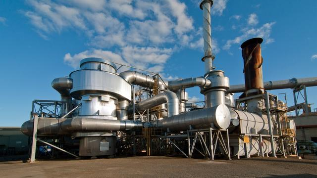 Industrie maakt twee jaar van productiestijgingen vol