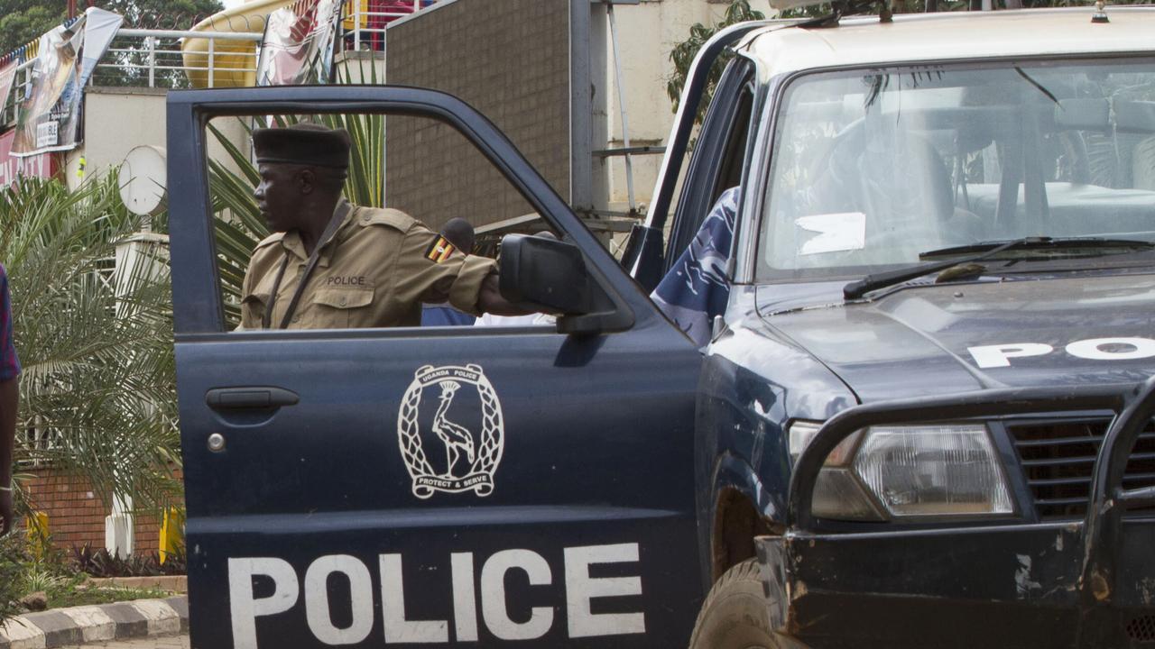 Oppositieleider Uganda opgepakt op verkiezingsdag