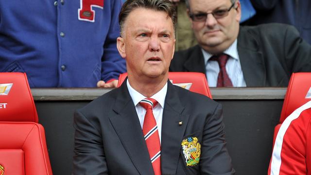 Van Gaal heeft vertrouwen in snelle ommekeer bij United