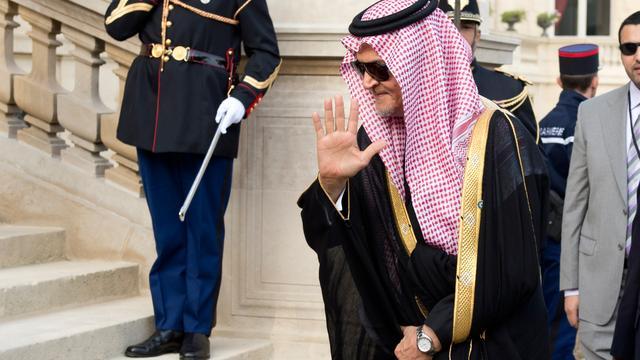 Saudische prins en ex-minister Saud al-Faisal overleden