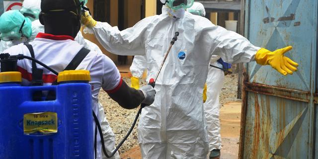 Afhandelaars bagage België bang voor ebola