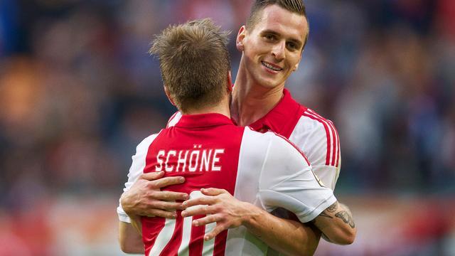 Derde ronde KNVB-beker start met Urk-Ajax