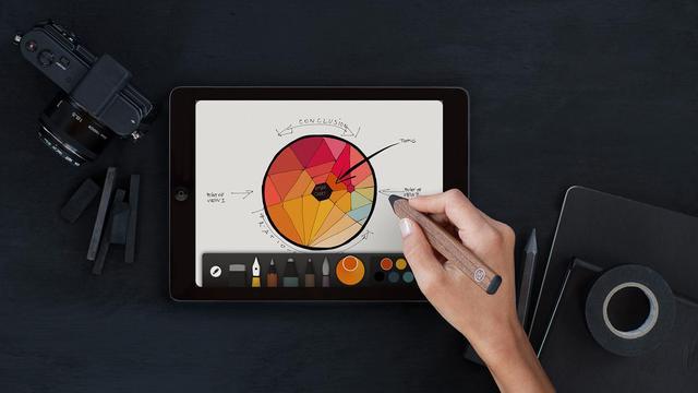 Teken-app Paper gratis op iOS om stylusverkoop te stimuleren