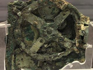 Mechanisme van Antikythera werd in 1901 opgedoken