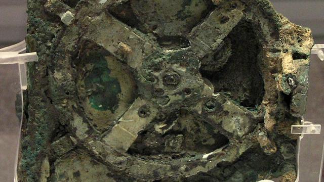 Duikers onderzoeken vindplaats oudste computer