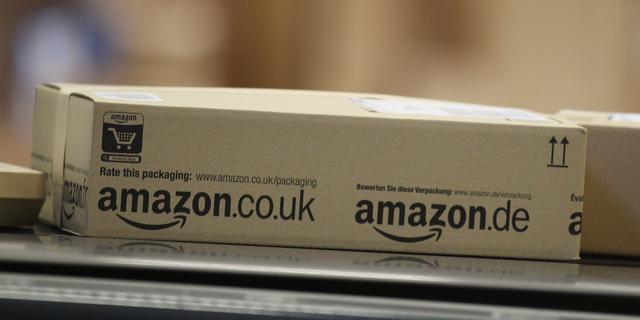 'Ook Amazon werkt aan technologie voor zelfrijdende auto'