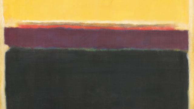 Tentoonstelling Rothko te zien in Haags Gemeentemuseum