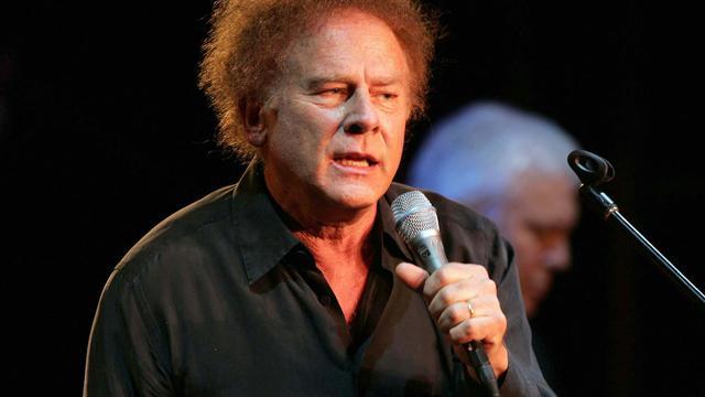 Art Garfunkel geeft in mei optreden in Carré