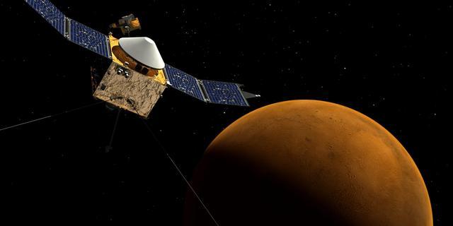SpaceX-ceo Elon Musk wil Mars verbinden met het internet