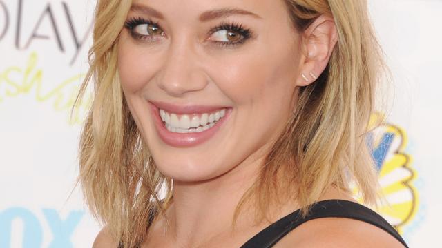 Hilary Duff is trots op haar lichaam