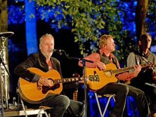 Duizenden fans zijn aanwezig bij bijzonder concert in Venlo