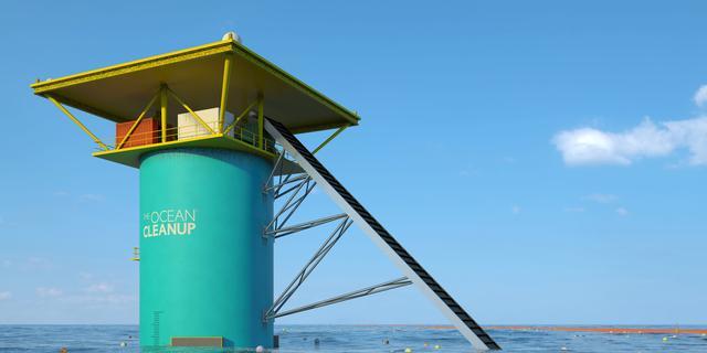 'Opruimoperatie plastic Stille Oceaan over vijf jaar op 50 procent'