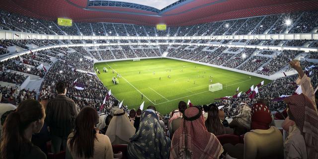 'Temperaturen in Qatar vallen mee bij WK 2022 in mei'