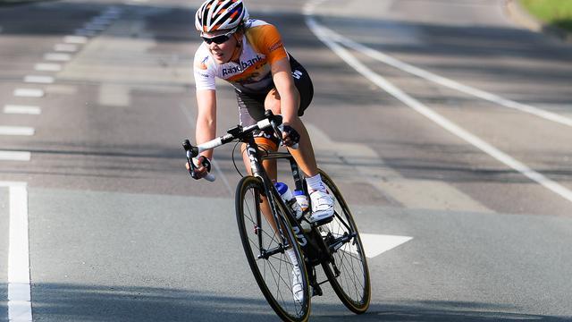 De Jong vervangt Van Vleuten in wegwedstrijd in Ponferrada