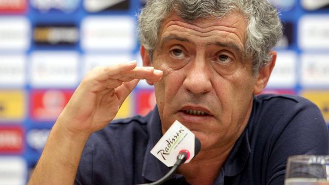 Geschorste Fernando Santos nieuwe bondscoach Portugal