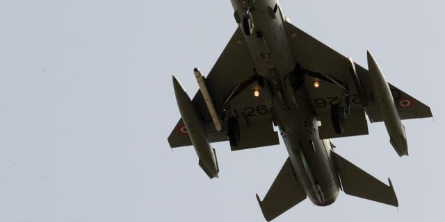 Syrië zegt vliegtuigen van IS te hebben vernietigd