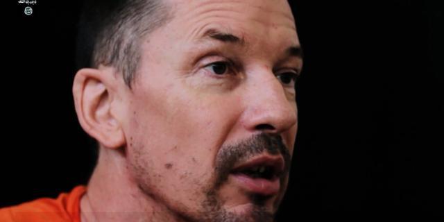 'Familie ontvoerde John Cantlie smeekt om contact met IS'