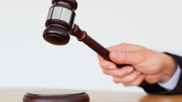 Britse man mag van rechter niet meer vallen
