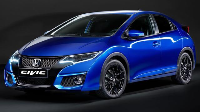 Honda presenteert Civic Sport