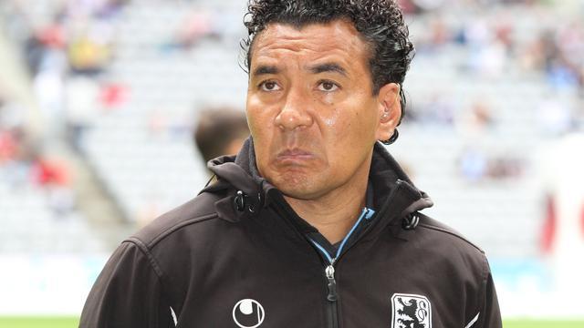 Nederlandse trainer Ricardo Moniz ontslagen bij 1860 München