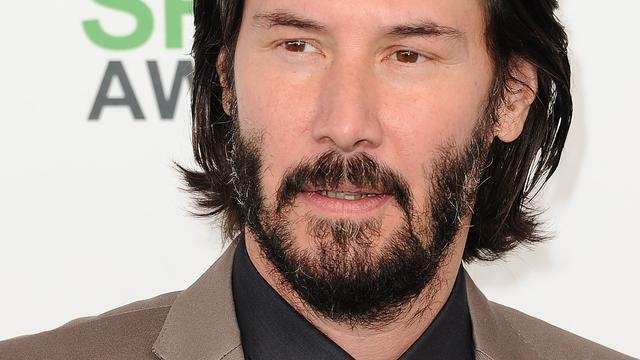 Naakte indringer doucht in huis Keanu Reeves