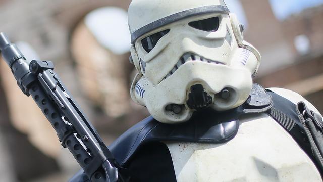 Star Wars VII inderdaad opgenomen in Engels bos