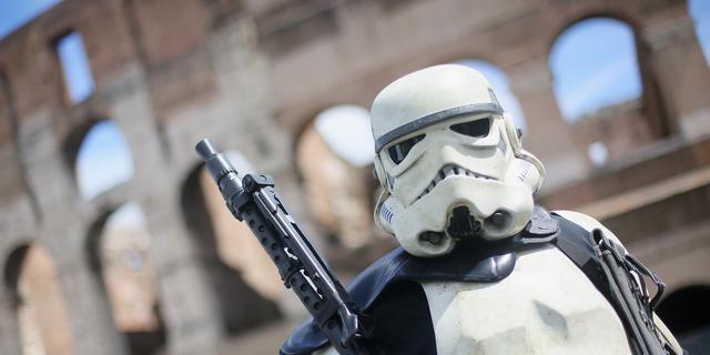 'Filmkijkers VS kijken meeste uit naar nieuwe Star Wars'