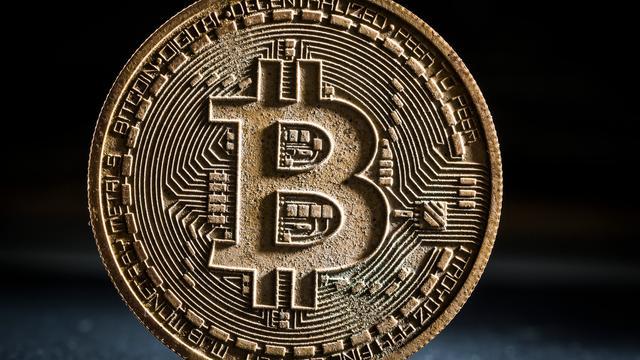 Virtuele munt bitcoin maakt een forse koerssprong