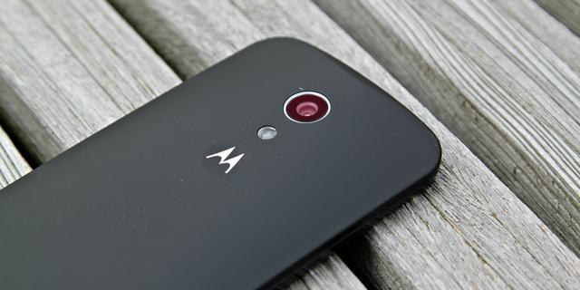 Lenovo rondt overname Motorola af