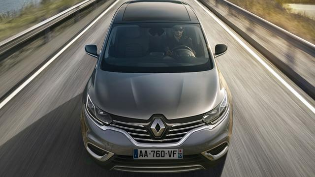 Renault positioneert nieuwe Espace als cross-over
