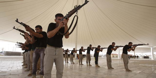 '550 Duitse jihadisten naar Irak en Syrië afgereisd'