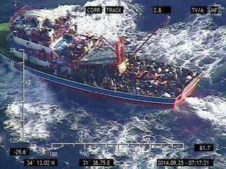 HRW beticht EU van laksheid jegens migranten op zee